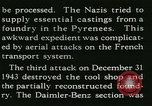 Image of Allied bombing Paris France, 1945, second 48 stock footage video 65675021875