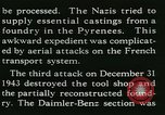 Image of Allied bombing Paris France, 1945, second 50 stock footage video 65675021875