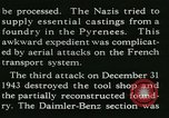Image of Allied bombing Paris France, 1945, second 51 stock footage video 65675021875