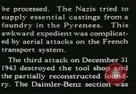 Image of Allied bombing Paris France, 1945, second 57 stock footage video 65675021875