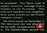 Image of Allied bombing Paris France, 1945, second 58 stock footage video 65675021875