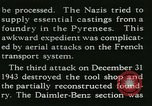 Image of Allied bombing Paris France, 1945, second 61 stock footage video 65675021875