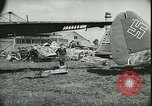 Image of Allied bombing Paris France, 1945, second 54 stock footage video 65675021877