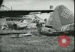 Image of Allied bombing Paris France, 1945, second 57 stock footage video 65675021877