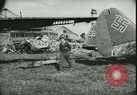 Image of Allied bombing Paris France, 1945, second 58 stock footage video 65675021877