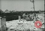 Image of Allied bombing Reims France, 1945, second 34 stock footage video 65675021878