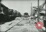 Image of Allied bombing Reims France, 1945, second 60 stock footage video 65675021878