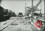 Image of Allied bombing Reims France, 1945, second 61 stock footage video 65675021878