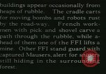 Image of Allied bombing L'Isle-Adam France, 1945, second 46 stock footage video 65675021881
