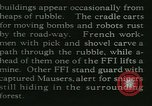 Image of Allied bombing L'Isle-Adam France, 1945, second 49 stock footage video 65675021881