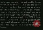 Image of Allied bombing L'Isle-Adam France, 1945, second 50 stock footage video 65675021881