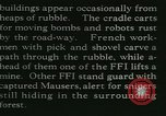 Image of Allied bombing L'Isle-Adam France, 1945, second 51 stock footage video 65675021881