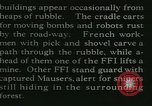 Image of Allied bombing L'Isle-Adam France, 1945, second 55 stock footage video 65675021881