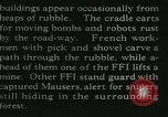 Image of Allied bombing L'Isle-Adam France, 1945, second 61 stock footage video 65675021881