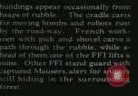 Image of Allied bombing L'Isle-Adam France, 1945, second 62 stock footage video 65675021881
