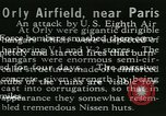 Image of Allied bombing Paris France, 1945, second 24 stock footage video 65675021882