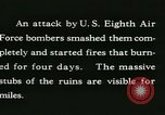 Image of Allied bombing Paris France, 1945, second 25 stock footage video 65675021882