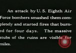 Image of Allied bombing Paris France, 1945, second 27 stock footage video 65675021882