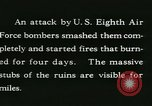 Image of Allied bombing Paris France, 1945, second 28 stock footage video 65675021882