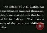 Image of Allied bombing Paris France, 1945, second 29 stock footage video 65675021882