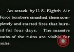 Image of Allied bombing Paris France, 1945, second 31 stock footage video 65675021882