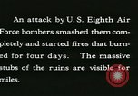 Image of Allied bombing Paris France, 1945, second 33 stock footage video 65675021882
