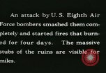 Image of Allied bombing Paris France, 1945, second 34 stock footage video 65675021882