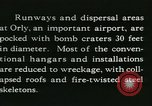 Image of Allied bombing Paris France, 1945, second 40 stock footage video 65675021882
