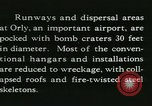 Image of Allied bombing Paris France, 1945, second 50 stock footage video 65675021882