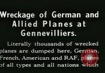 Image of Aircraft graveyard Paris France, 1945, second 5 stock footage video 65675021883