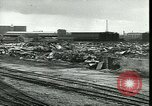 Image of Aircraft graveyard Paris France, 1945, second 37 stock footage video 65675021883