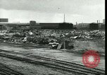Image of Aircraft graveyard Paris France, 1945, second 38 stock footage video 65675021883