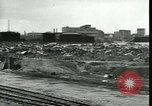 Image of Aircraft graveyard Paris France, 1945, second 43 stock footage video 65675021883