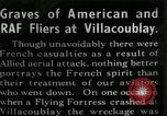 Image of Allied cemetery Paris France, 1945, second 1 stock footage video 65675021884