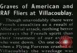 Image of Allied cemetery Paris France, 1945, second 2 stock footage video 65675021884