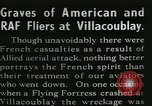 Image of Allied cemetery Paris France, 1945, second 3 stock footage video 65675021884