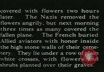 Image of Allied cemetery Paris France, 1945, second 24 stock footage video 65675021884