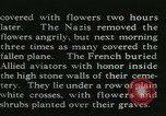 Image of Allied cemetery Paris France, 1945, second 29 stock footage video 65675021884