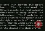 Image of Allied cemetery Paris France, 1945, second 35 stock footage video 65675021884