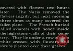 Image of Allied cemetery Paris France, 1945, second 45 stock footage video 65675021884