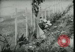 Image of Allied cemetery Paris France, 1945, second 50 stock footage video 65675021884