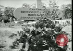 Image of Allied cemetery Paris France, 1945, second 54 stock footage video 65675021884