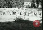 Image of Allied cemetery Paris France, 1945, second 56 stock footage video 65675021884