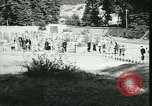 Image of Allied cemetery Paris France, 1945, second 57 stock footage video 65675021884