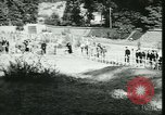 Image of Allied cemetery Paris France, 1945, second 58 stock footage video 65675021884