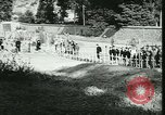 Image of Allied cemetery Paris France, 1945, second 59 stock footage video 65675021884