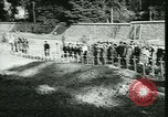 Image of Allied cemetery Paris France, 1945, second 61 stock footage video 65675021884