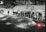 Image of Allied cemetery Paris France, 1945, second 62 stock footage video 65675021884
