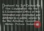 Image of Gas rationing United States USA, 1944, second 10 stock footage video 65675021885