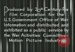 Image of Gas rationing United States USA, 1944, second 20 stock footage video 65675021885
